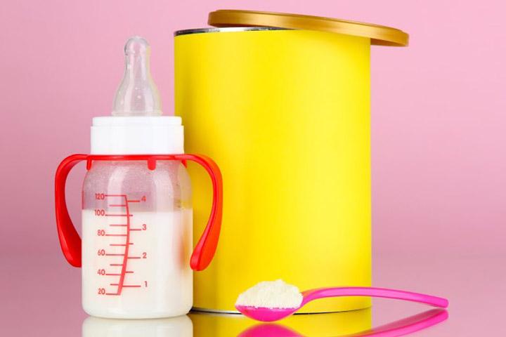 Preparing-The-Formula-Milk