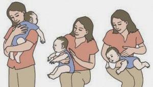 Burp your baby