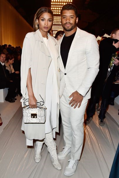Ciara & Russel Wilson