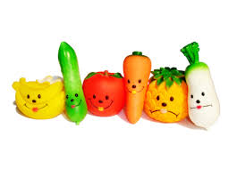 vegetable and fruits