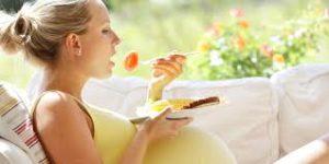 pREGANANCY diet chart