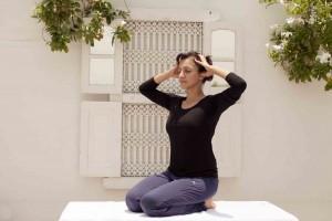 Bhramari-Udgeeth meditation