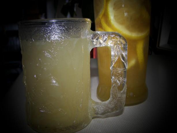 Lemon and Honey