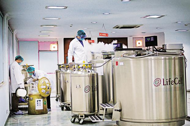 preserving stem cell
