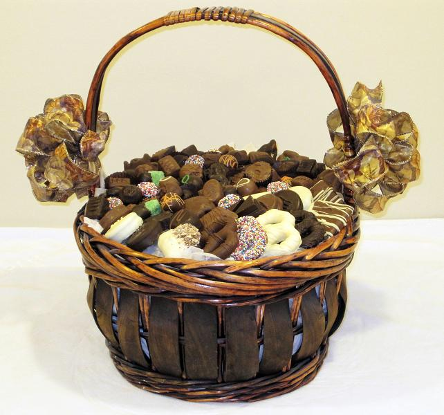 Easter Chocolate basket