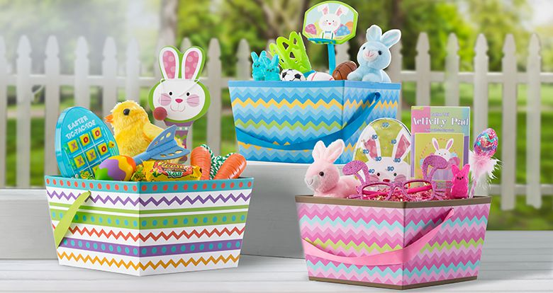 Easter Toy Basket